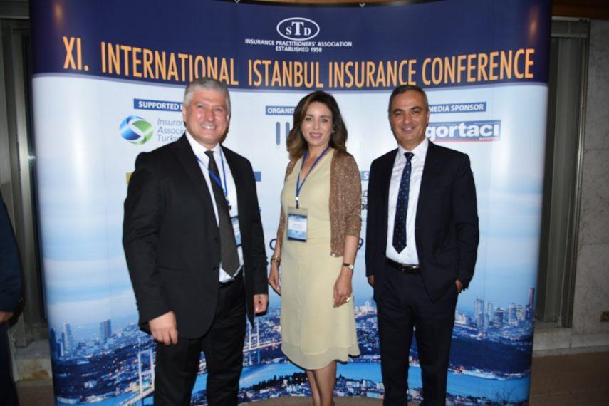 XI. Uluslararası İstanbul Sigorta Konferansı'ndan inovasyon çağrısı.