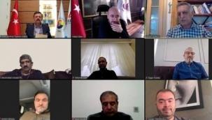 TOBB Sigorta Acenteleri İcra Komitesi yönetimi, Türkiye Odalar ve Borsalar Birliği (TOBB) Başkanı Sn. Rifat Hisarcıklıoğlu ile bir araya geldi.