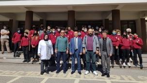 DASAD'ın Teknik lise ziyareti